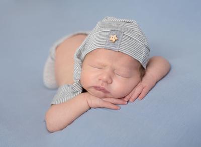 Theo Newborn Baby